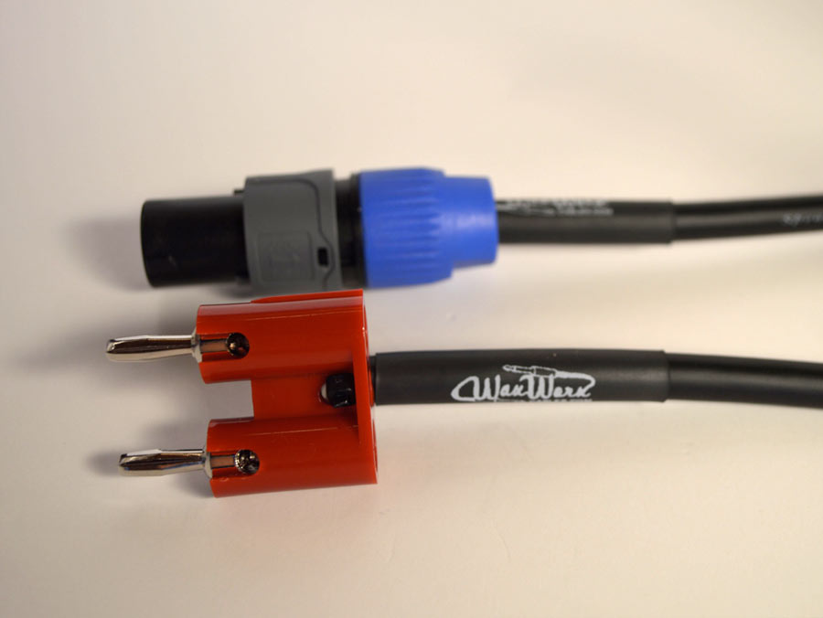 Canare 4s8 Star Quad Speaker Cable Waxworx Cableswaxworx